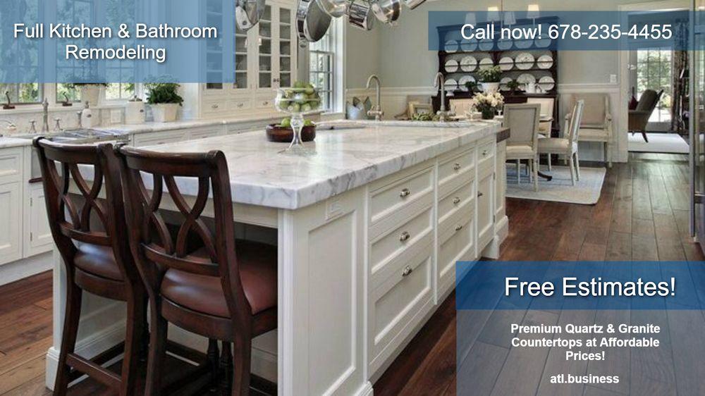 Kitchen & Bathroom — ATL Business