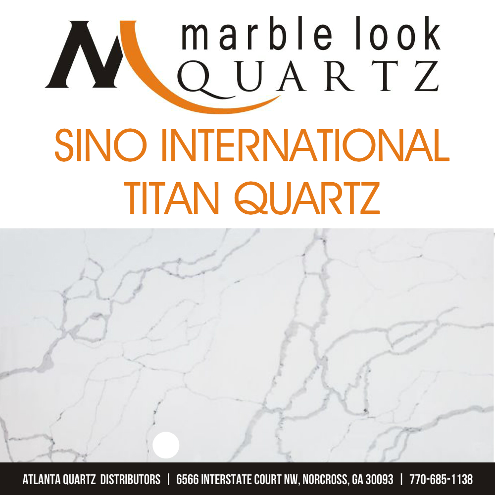 norcross-Commercial-Quartz-suppliers-Marble-look-SINO-International-Titan-Quartz-atlanta-ga